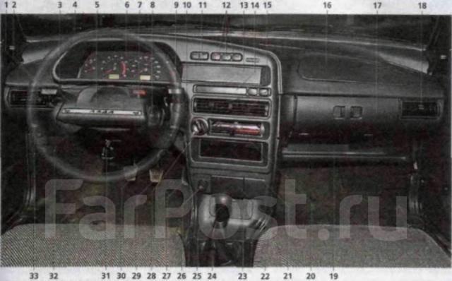 2110 схема приборной панели фото 569