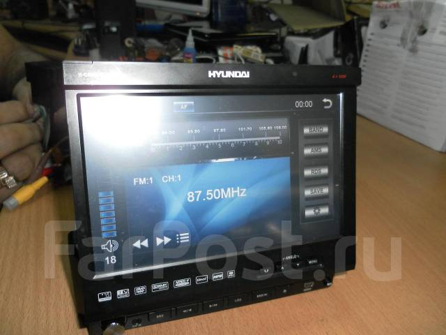 Прошивка Hyundai H Ccr2701