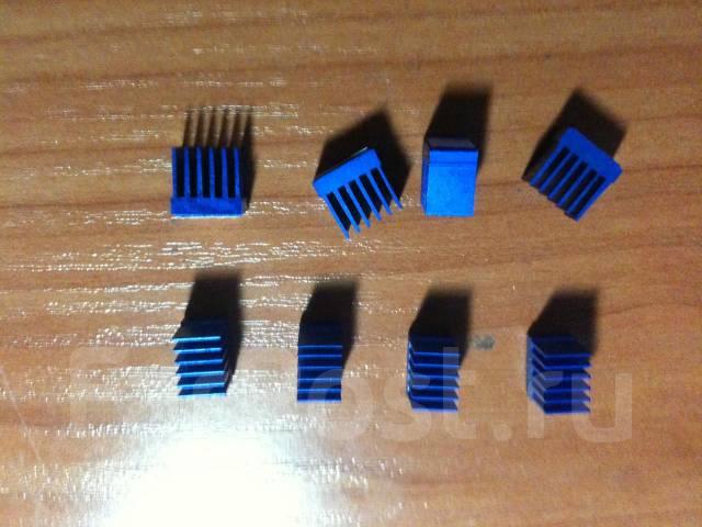 Радиатор на чипы - охлаждение