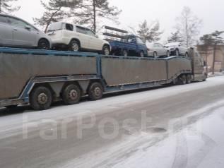 Отправка автомобилей автовозами по всей России