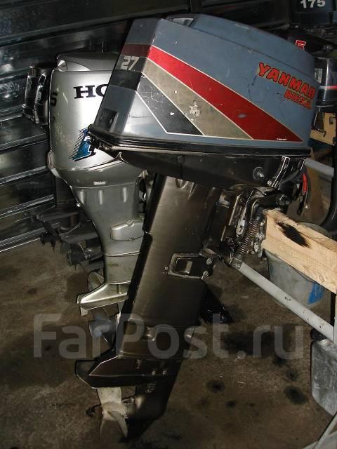 лодочный мотор yamaha дизель