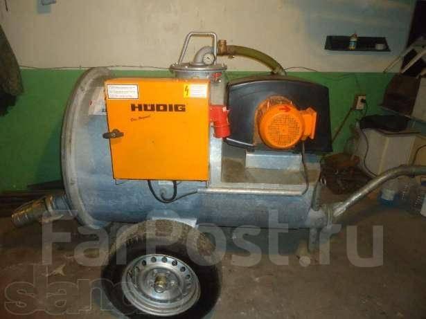 Новосибирск).  Продам вакуумную установку водопонижения иглофильтрами.
