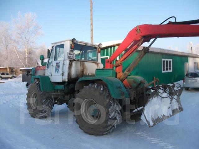 Трактор Т-150к - ХТЗ Т-150к, 2013 - Тракторы и сельхозтехника в Томске