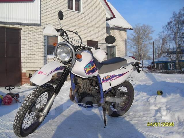 мотоцикл yamaha raid
