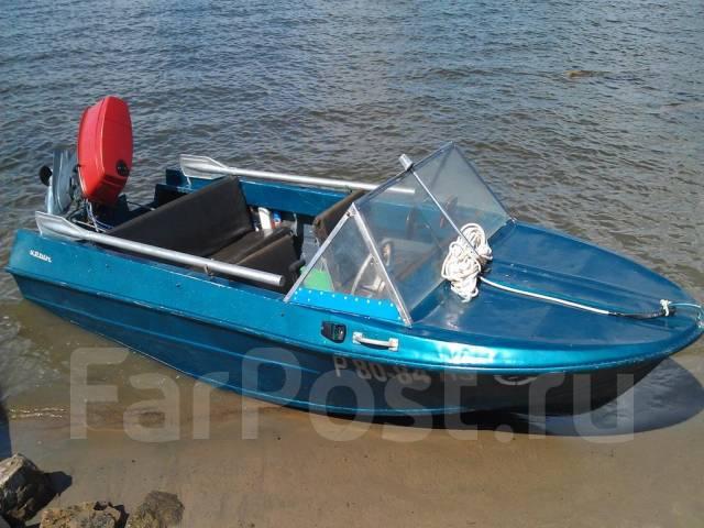 весельная лодка крым