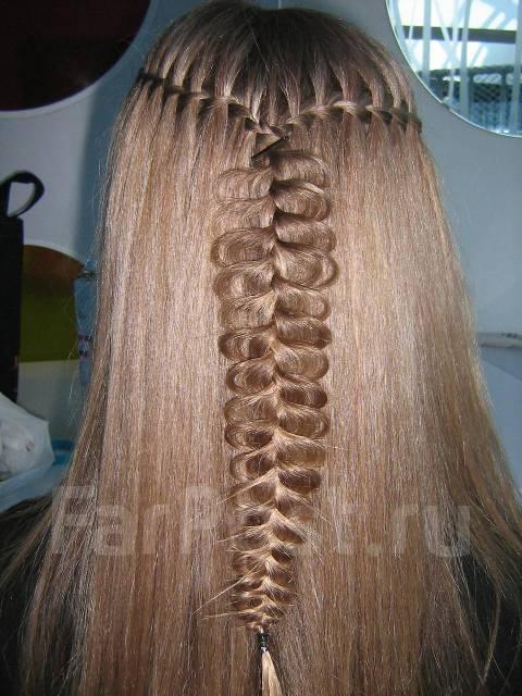 Видео плетение косичек красивых
