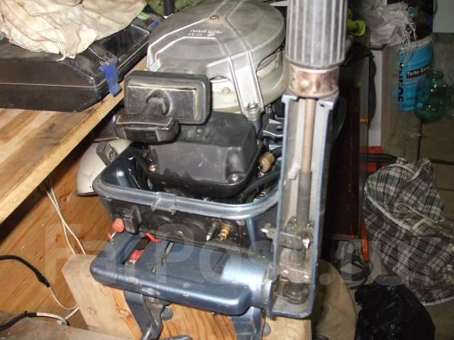 заменить помпу лодочный мотор