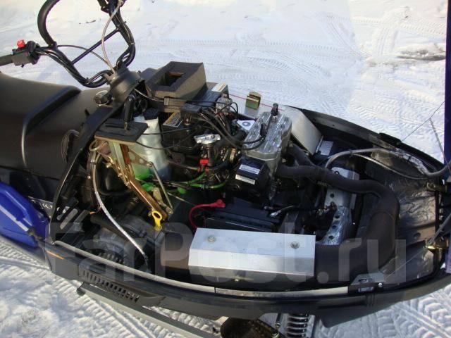 Мой самодельный снегоход с кабиной