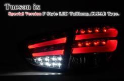 Альтернативные фонари IX35/Tucson 2010. Hyundai Tucson. Под заказ