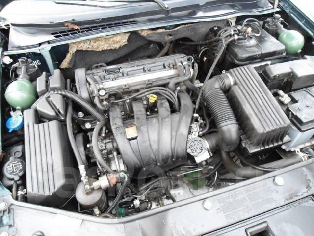 Фото двигателя пежо 406