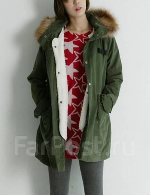 Куртки из кореи