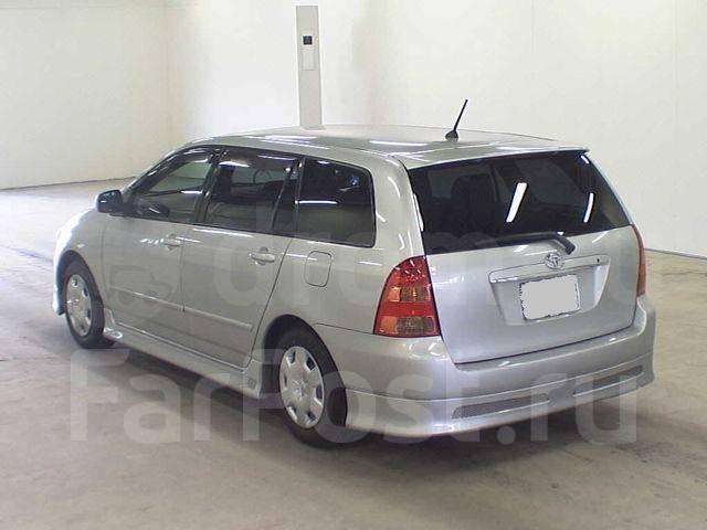 Toyota corolla 120 кузов фото