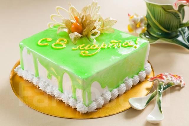 Красивы торты своими руками