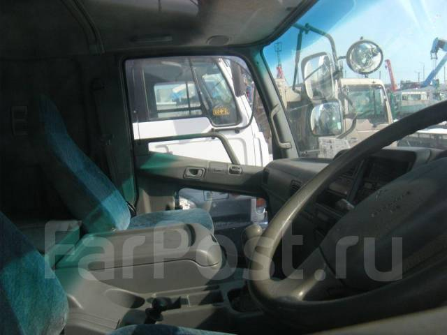 Mitsubishi Fuso Fighter. ������ ������  MMC Fuso Fighter, 7 500 ���. ��., 6 000 ��.