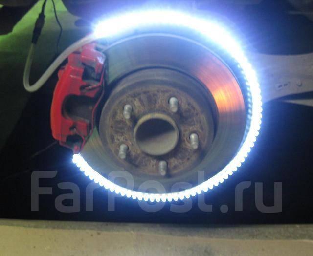Как сделать подсветку в автомобиле из светодиодов