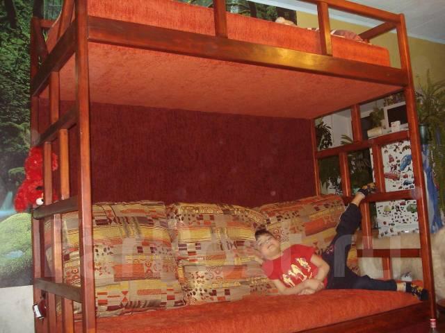 Кровать диван двухярусная хабаровск