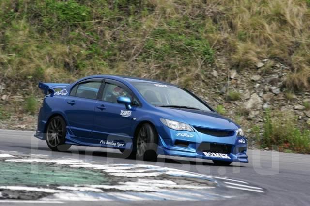 Обвес кузова аэродинамический. Honda Civic, FD2