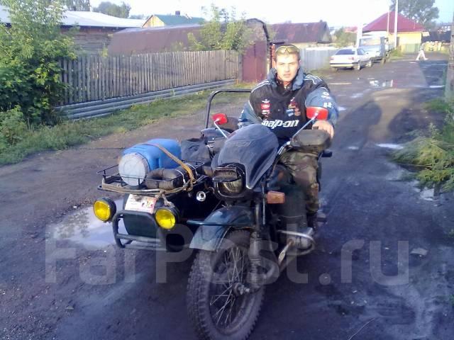 Мотоцикл урал для туризма своими руками 99