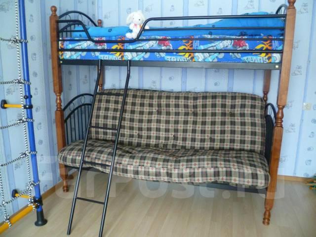 Изготовление двухъярусная кровать