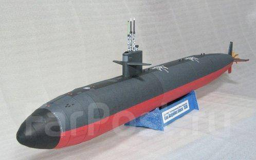 подводная лодка из бутылок