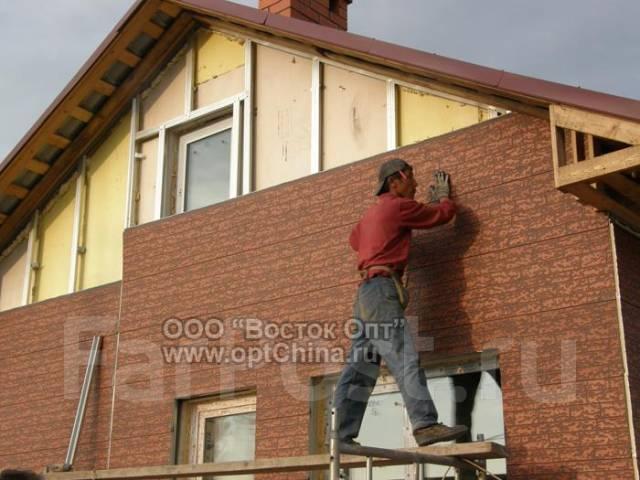 Завод сайдинга | фасадные панели Unipan / Унипан