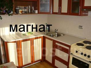 2-комнатная, Нейбута, 24. 64, 71 микрорайоны, агентство, 56 кв. м.. Кухня