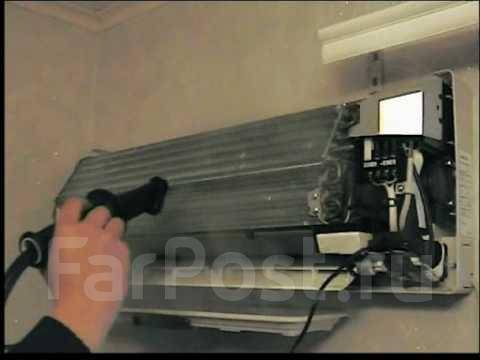 Чистка кондиционера своими руками фото