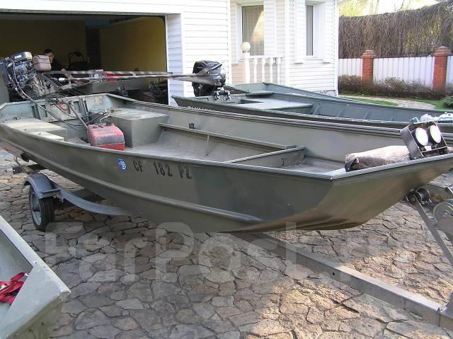 Лодка с водометом своими руками