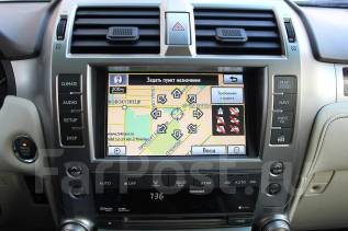 Русификация, Навигация, Программное Увеличение Мощности Lexus-Toyota