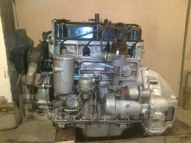 Продам двигатель 402 от газ 3110 - Продажа автозапчастей в Иркутске