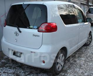 ��������. Toyota Porte. Toyota Porte