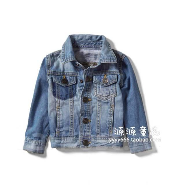 Джинсовая куртка мальчику своими руками