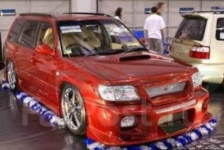 ����� �����������. Subaru Forester, SF5