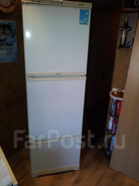 Холодильник стинол трехкамерный