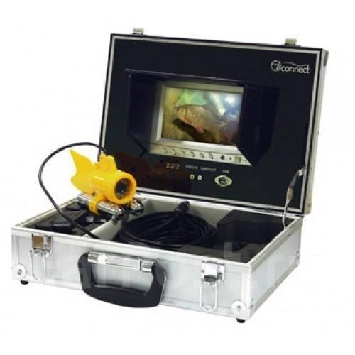 Подводные видеокамеры для рыбалки своими руками