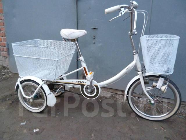 Велосипед 3х колесный взрослый