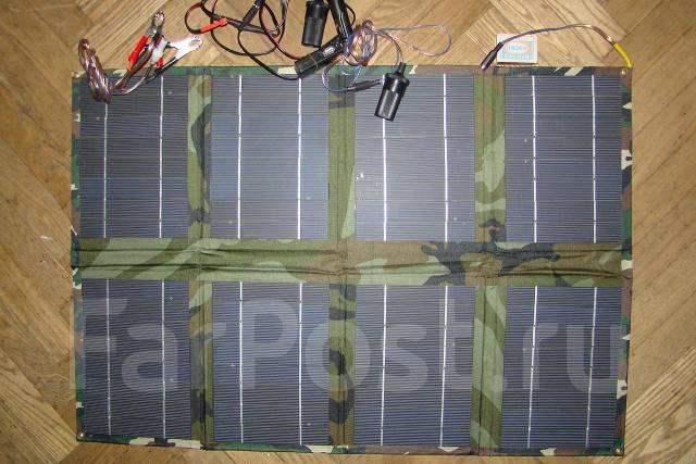 Солнечная батарея своими руками 12 вольт