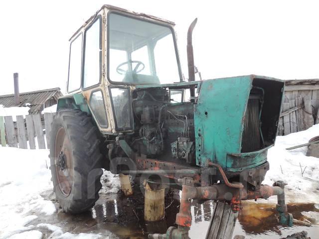 Тракторы и сельхозтехника в Томске. Купить трактор б/у или.