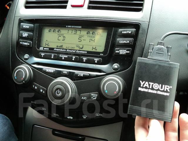MP3 USB/SD Адаптер для штатных магнитол - Магнитолы в Барнауле