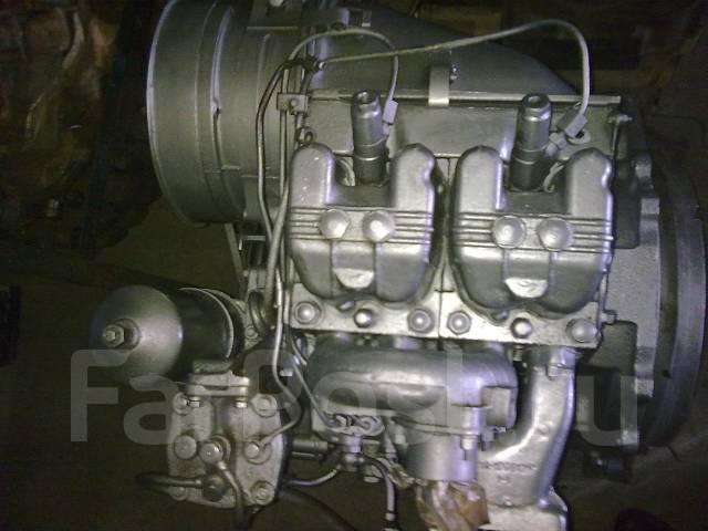 Ремонт двигателя д 21