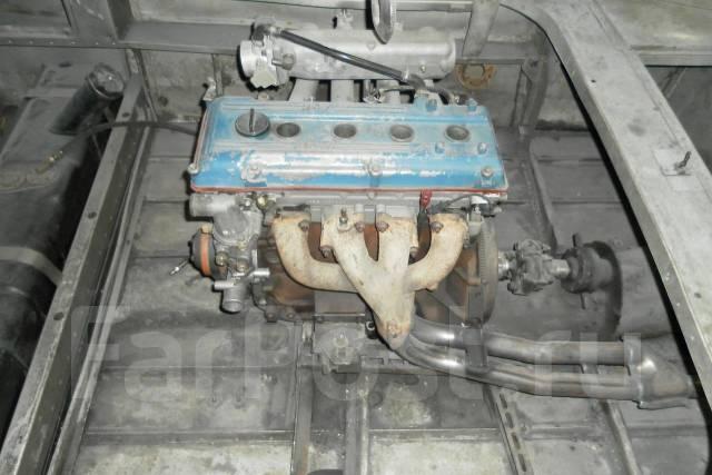 Автомобильный двигатель на катер своими руками