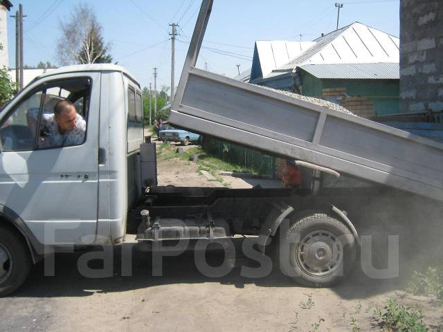 ГАЗ 3302, 1997 - Грузовики