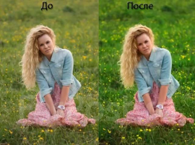 Как сделать что бы снимки были более яркими