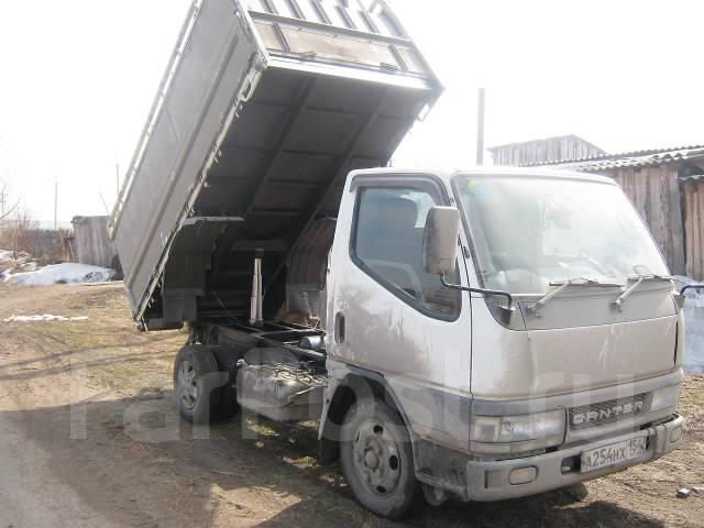 Как сделать самосвал из японского грузовика своими
