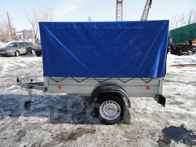 Автомобильный прицеп для легкового автомобиля купить в иркутске