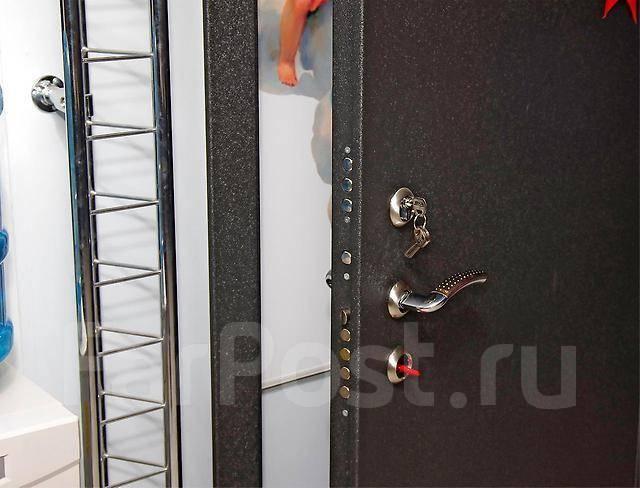 купить металлическую дверь в вербилках