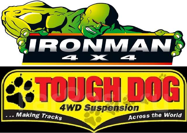 ��������� ������� � ������������ Tough Dog, Ironman � �. �.