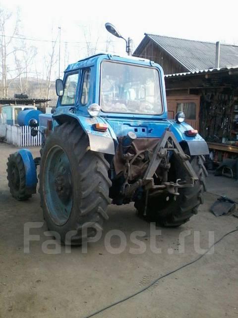 Продам трактор МТЗ-82.1 2013 года – купить в Москве, цена.