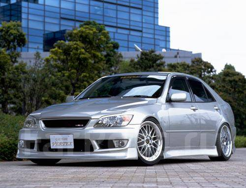 Бампер. Toyota Altezza, SXE10