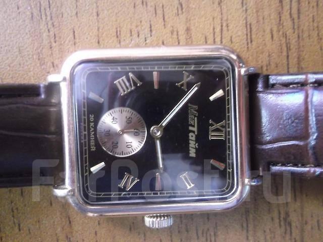 ювелирные часы мужские
